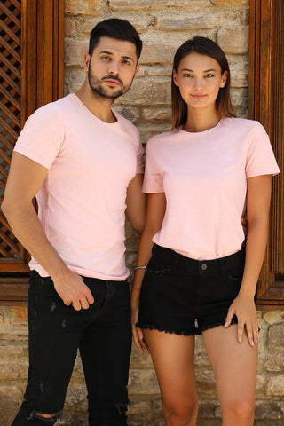 Image of Men's Powder Rose T-shirt