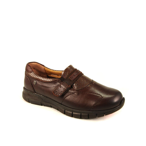 Image of Women's Brown Comfort Shoes