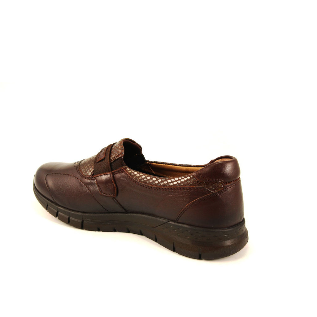 Women's Brown Comfort Shoes