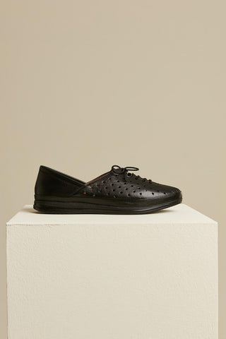 Image of Women's Black Flat Shoes