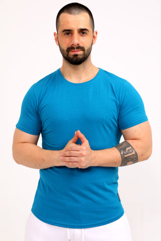 Image of Men's Crew Neck Basic T-shirt