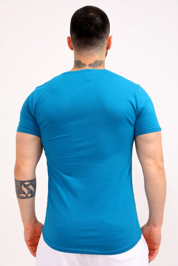 Men's Crew Neck Basic T-shirt