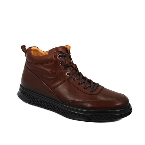 Image of Men's Ginger Leather Boots