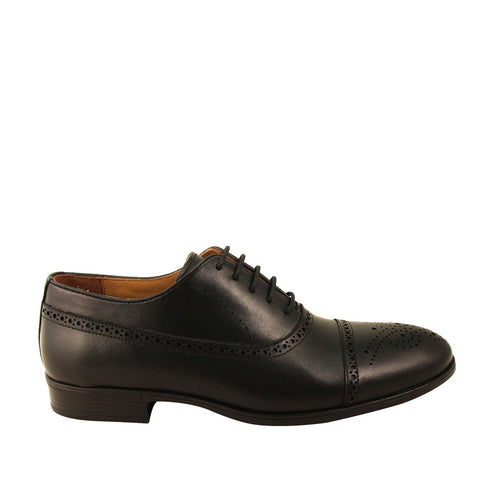 Men's Black Classic Shoes
