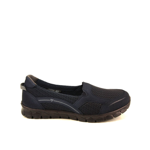 Image of Women's Navy Blue Sport Shoes