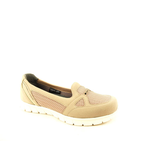 Image of Women's Cream Sport Shoes