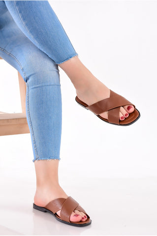 Image of Women's Ginger Flat Slippers