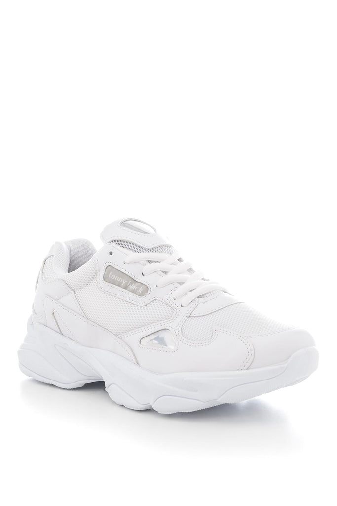Unisex White Sport Shoes