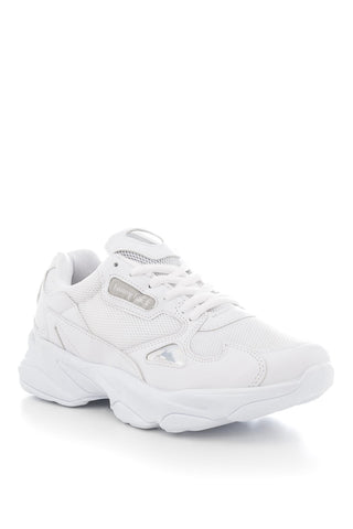 Image of Unisex White Sport Shoes