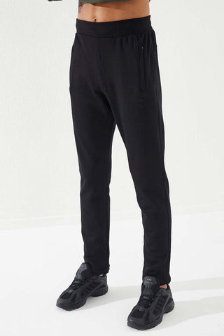Image of Men's Pocket Black Sport Pants