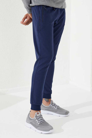 Men's Pocket Indigo Sport Pants