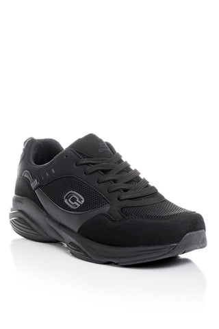 Image of Men's Black Sport Shoes