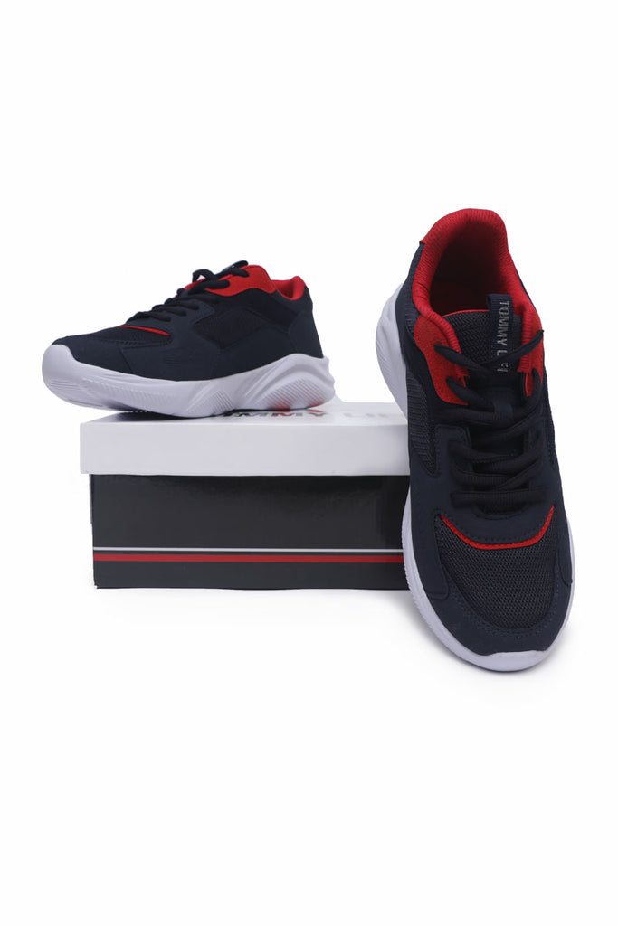 Men's Navy Blue Sport Shoes
