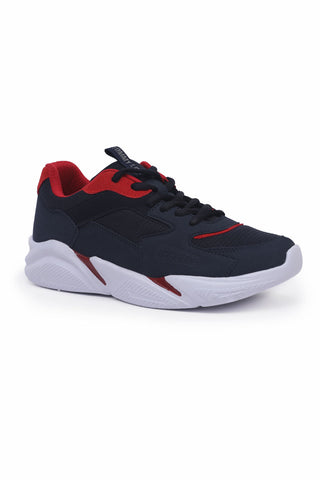 Image of Men's Navy Blue Sport Shoes