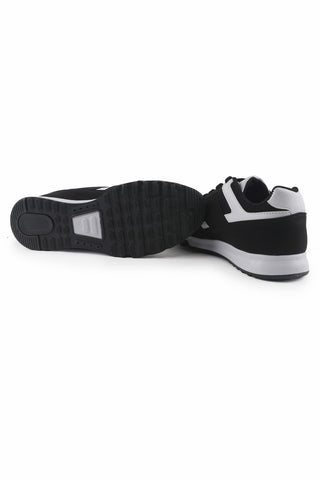 Image of Men's Black White Sport Shoes
