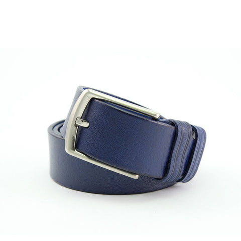 Men's Navy Blue Belt