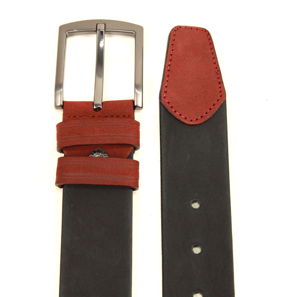 Men's Buckle Black Belt