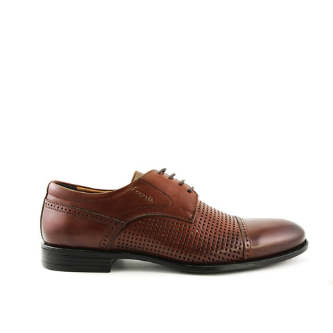 Men's Ginger Leather Classic Shoes