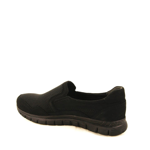 Image of Men's Black Comfort Shoes