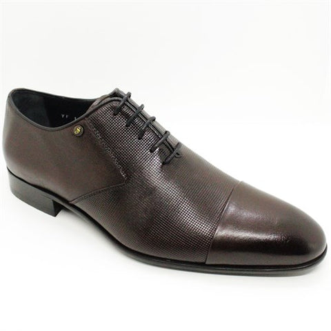 Men's Brown Leather Classic Shoes