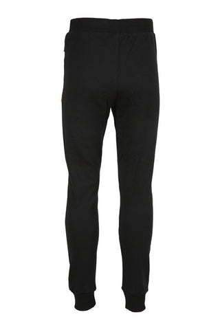 Men's Basic Black Sport Pants