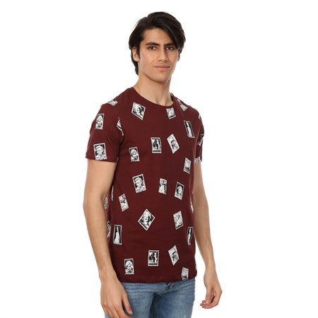 Image of Men's Digital Print T-shirt