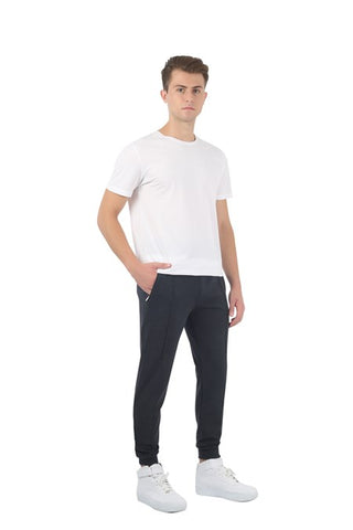 Men's Basic Anthracite Sport Pants