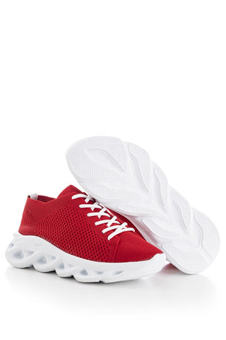 Image of Women's Red Sport Shoes