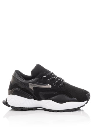 Image of Women's White Black Sport Shoes