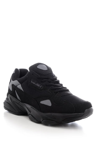 Image of Unisex Black Sport Shoes