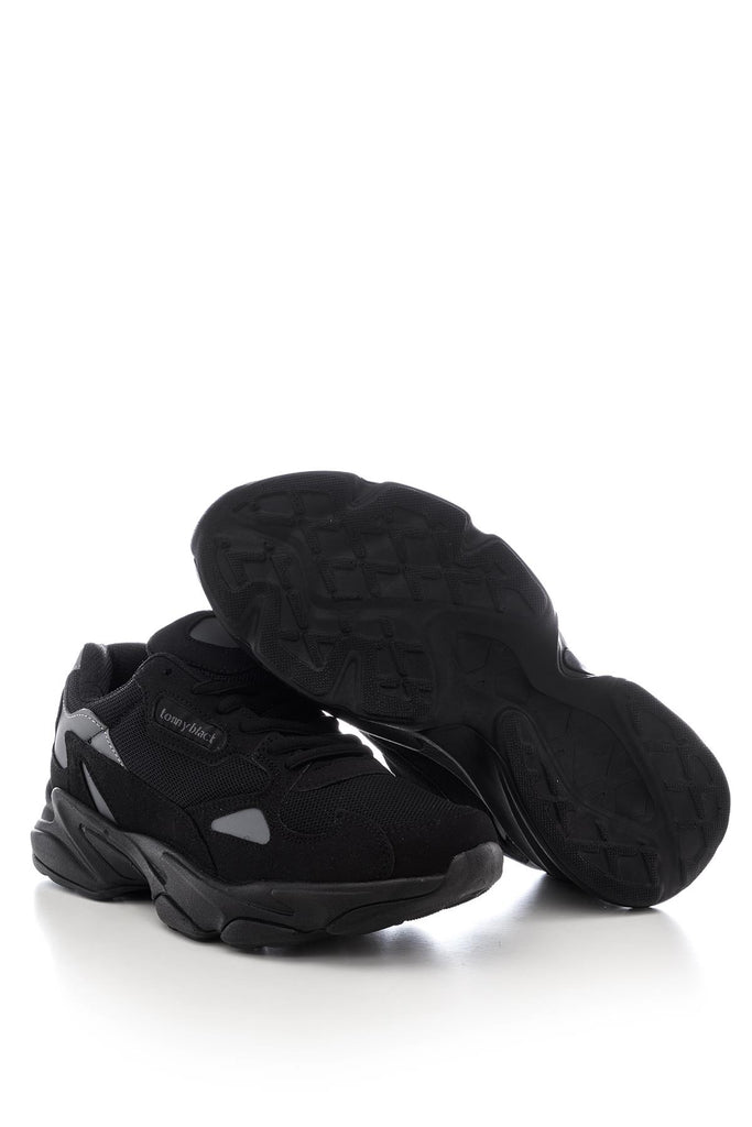 Unisex Black Sport Shoes