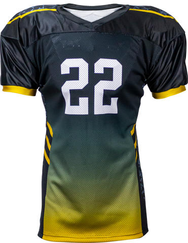 STONE - Men's Custom Sublimated Football Jersey