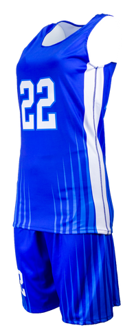 FitUSA Acme REVERSIBLE Sublimated Women's Basketball Jersey