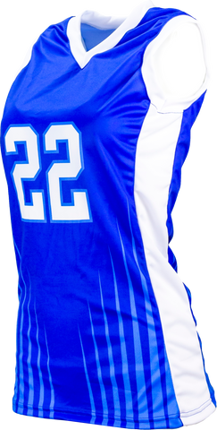 FitUSA Acme Sublimated Women's Basketball Jersey
