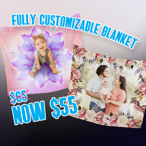 Fully Customizable Blanket