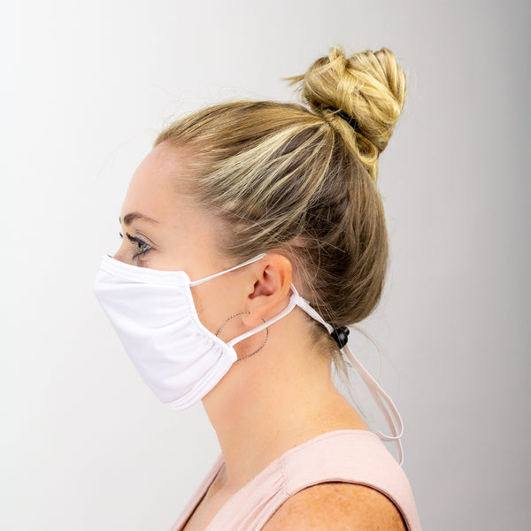 Adjustable Classic Face Mask - Double Layer