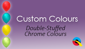 Double Stuffed Chrome Colours