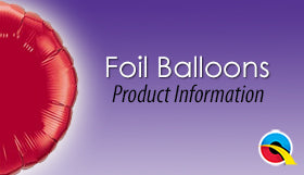 Foil Balloons Product Information