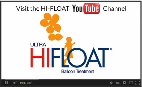 HiFloat YouTube Channel for Instructional Videos