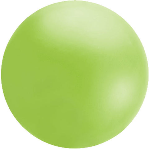 Cloudbuster 4' Kiwi Lime Cloudbuster Balloon #12611 - Each