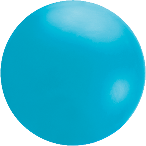 Cloudbuster 4' Island Blue Cloudbuster Balloon #12614 - Each