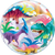 "22""  Single Bubble Colorful Dinosaurs #13088 - Each (Pkgd.)"