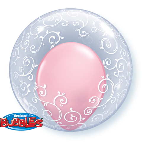 "24"" Deco Bubble Fancy Filigree #13693 - Each"