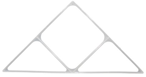 GRIDZ TRIANGLES (TDBT) #14614 - Pack of 6