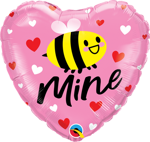 "18"" Heart Bee Mine Hearts #16753 - Each (Pkgd.)"