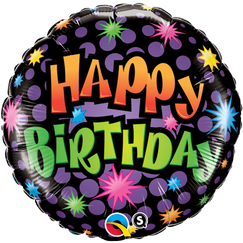 "18"" Round Foil Bday-You'Re How Old? # 16785 - Each (Pkgd.)"