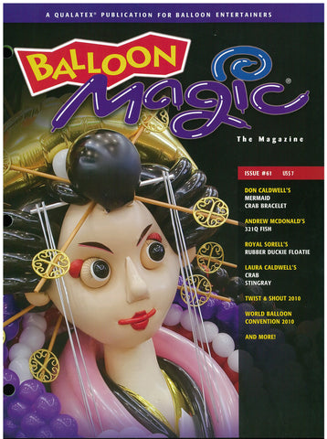 Balloon Magic #61 #30196 - Each