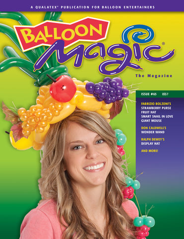 Balloon Magic #65 #34482 - Each