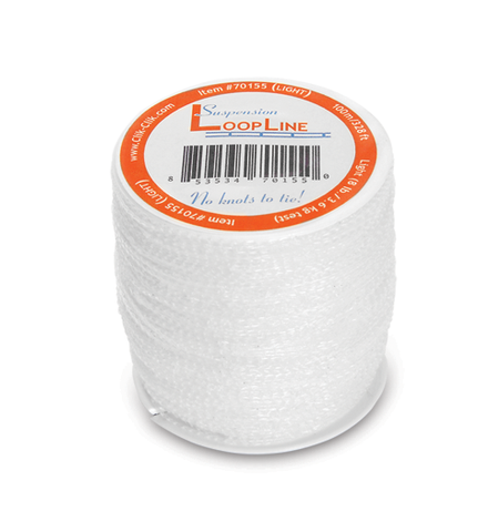 Loopline White (25M Roll) #35926 - Each