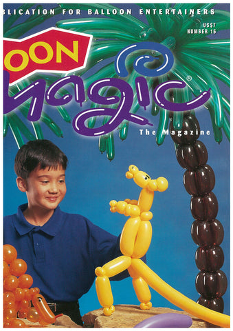 Balloon Magic #16 #38549 - Each